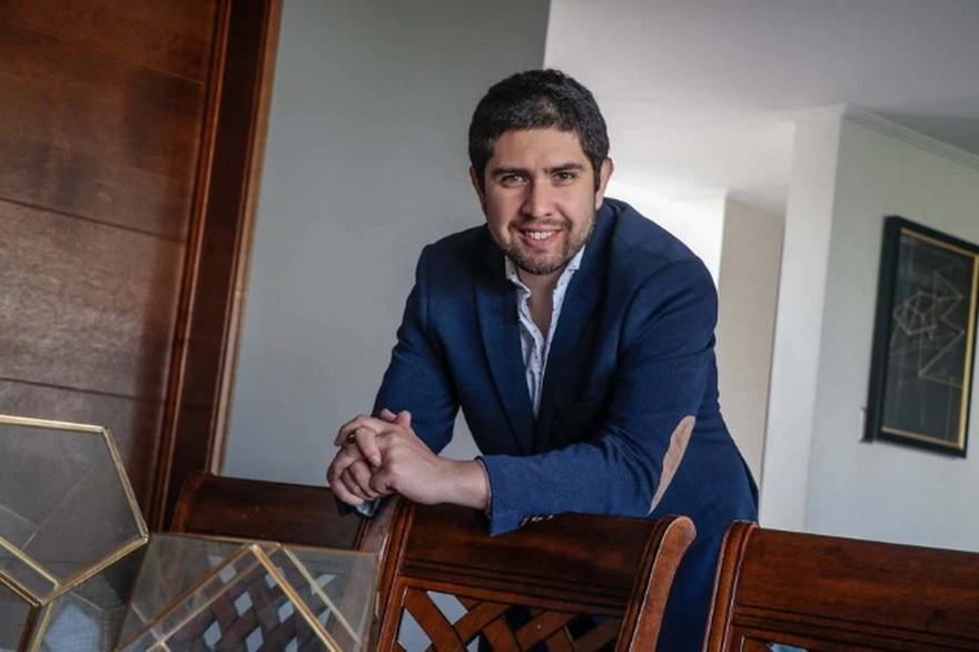 Matías González, creador de la plataforma educativa