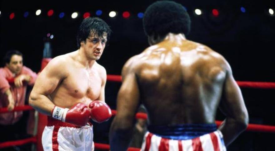 Rocky contra Apollo, un clásico