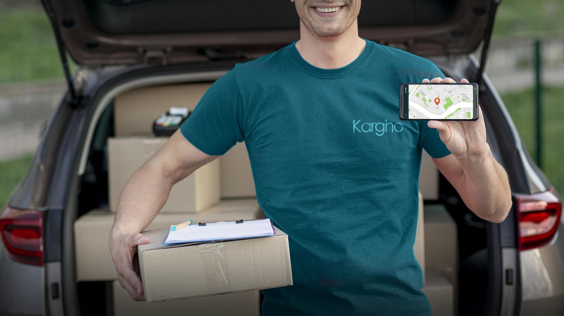 Kargho, es la plataforma y app pensada para unir a dos partes interesadas con el fin de alcanzar un mejor negocio