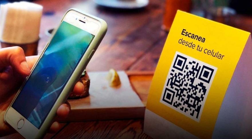 Códigos QR, vital para las billeteras electrónicas