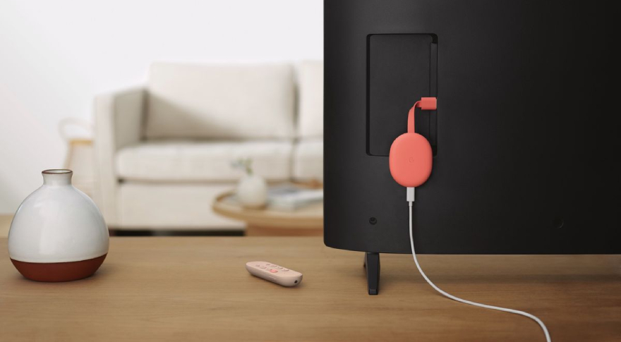 La nueva forma del Chromecast
