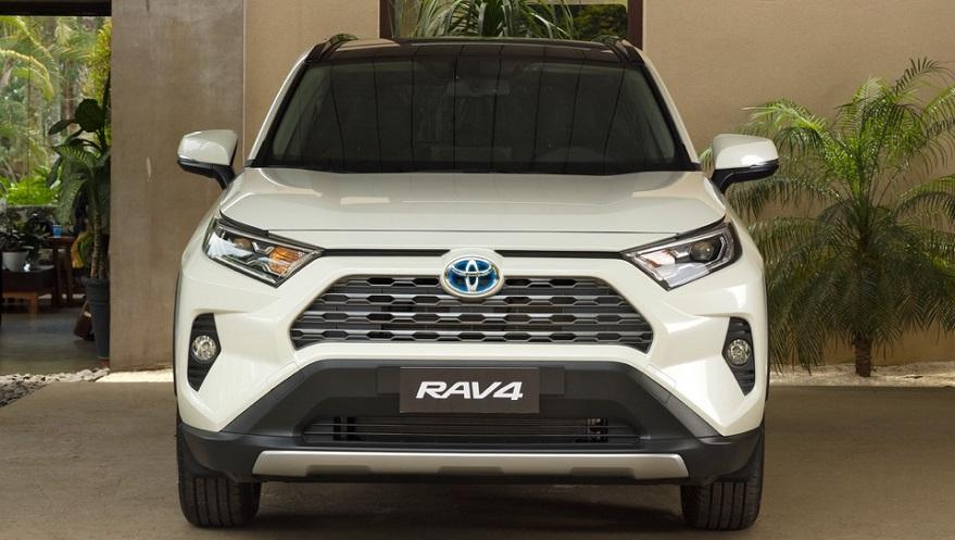 RAV4, el SUV mediano más vendido con tecnología híbrida.