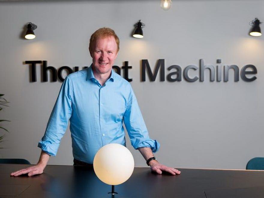 Paul Taylor, CEO de Thought Machine