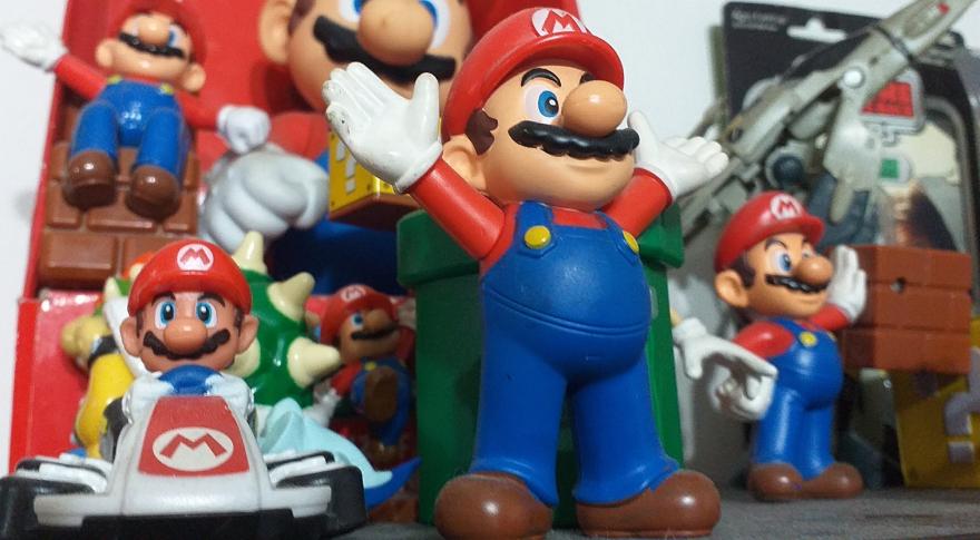 Mario, el ícono de Nintendo