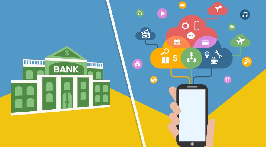 Para el ejecutivo los bancos tal como los conocmos hoy irán desapareciendo reemplazados por una economía descentralizada