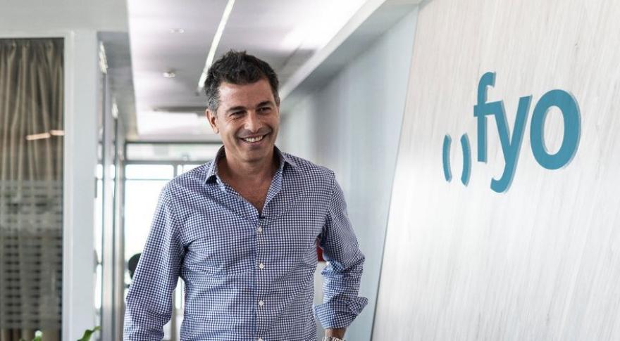 Alejandro Larosa, CEO de Agrofy