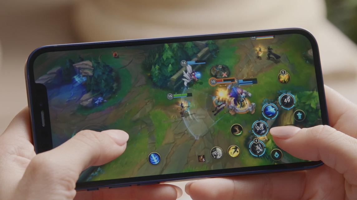 EL iPhone tendrá su propia versión de League of Legends