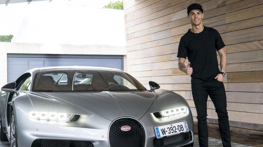 Cristiano Ronaldo es el atleta mejor pago del mundo