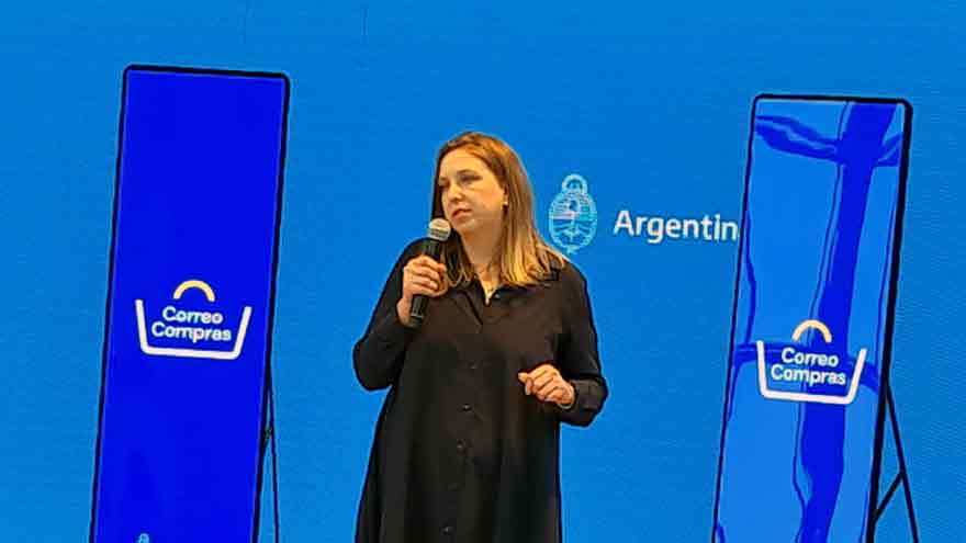 Vanesa Piesciorovski, presidenta de Correo Argentino