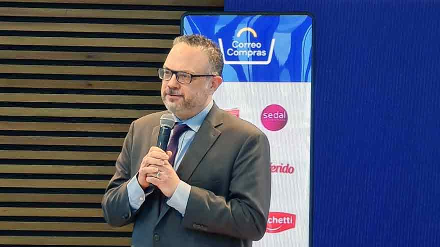 El ministro de Desarrollo Productivo, Matías Kulfas, también fue parte del acto de lanzamiento