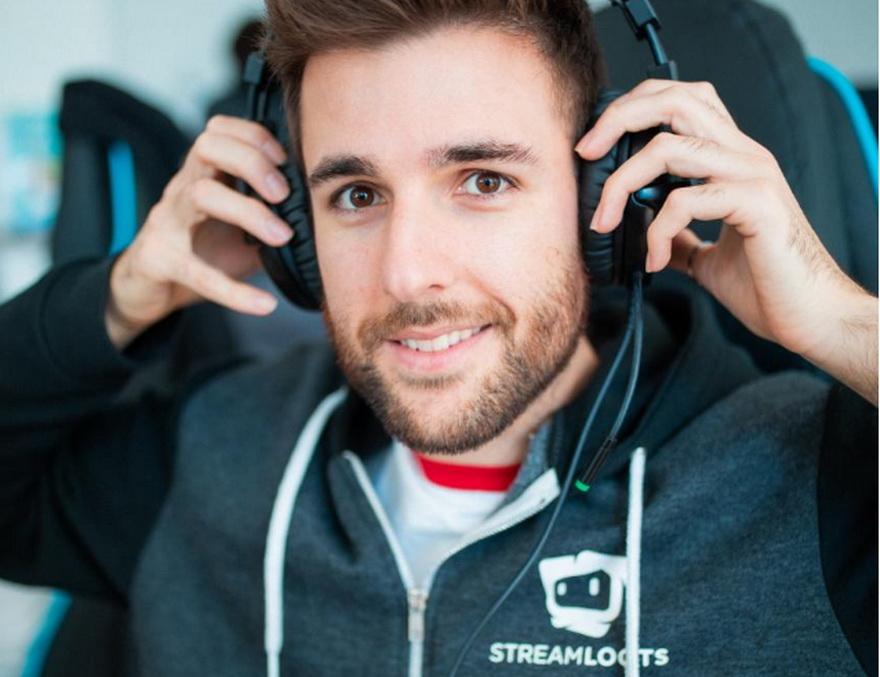 Alberto Martínez, CEO de Streamloots