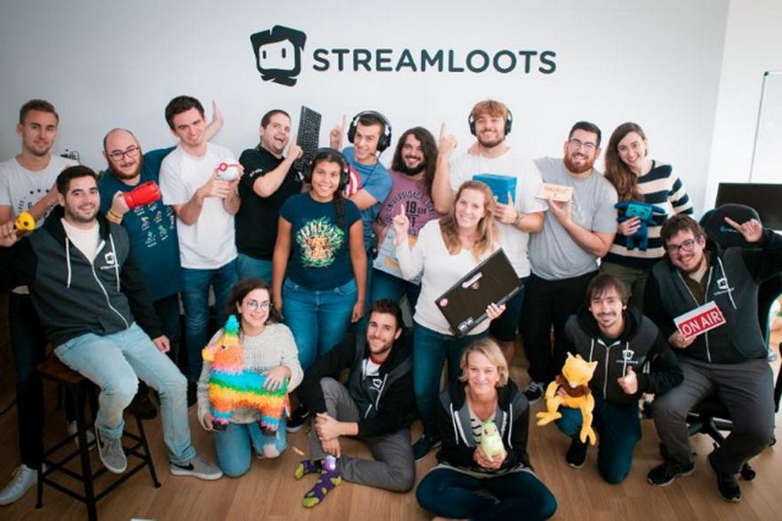 El equipo de la startup