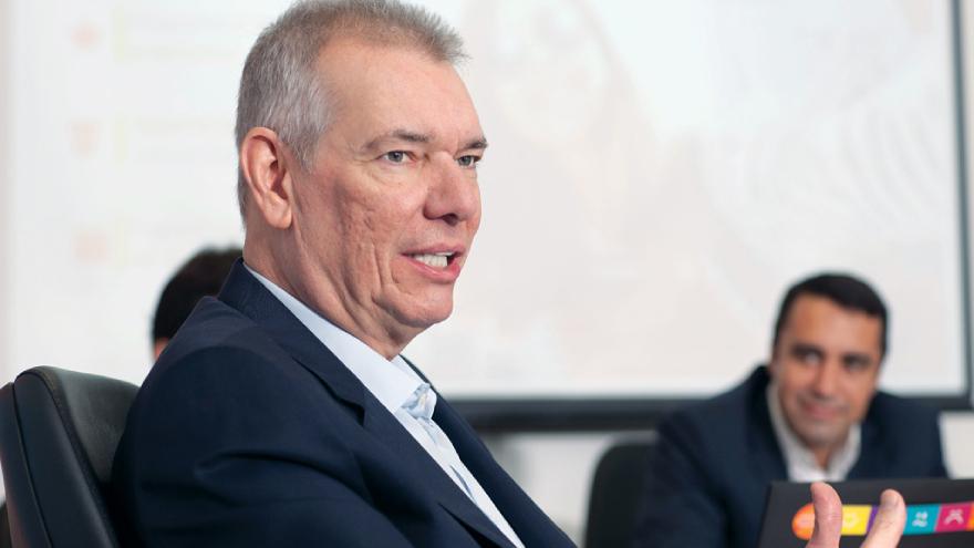 Leonel Andrade, Presidente de CVC Corp