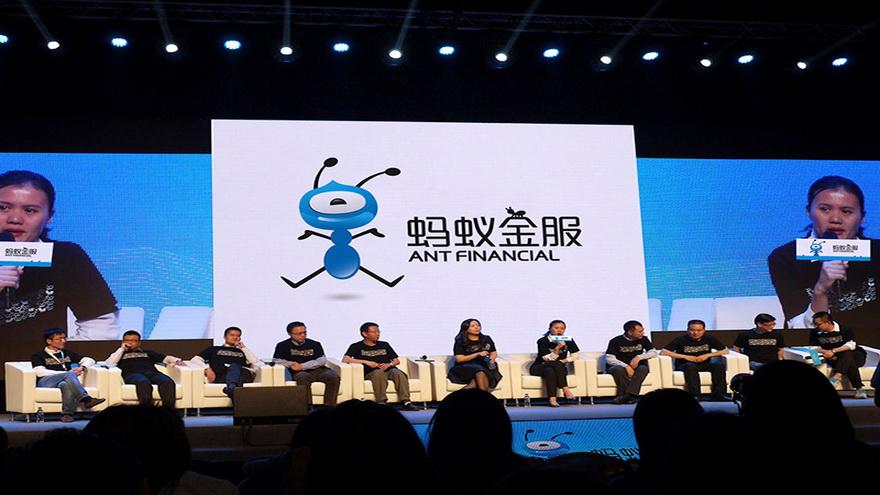 La fortaleza de la plataforma de Ant es lo que hace posible su tercer y cuarto segmentos de negocios: administración de activos y seguros