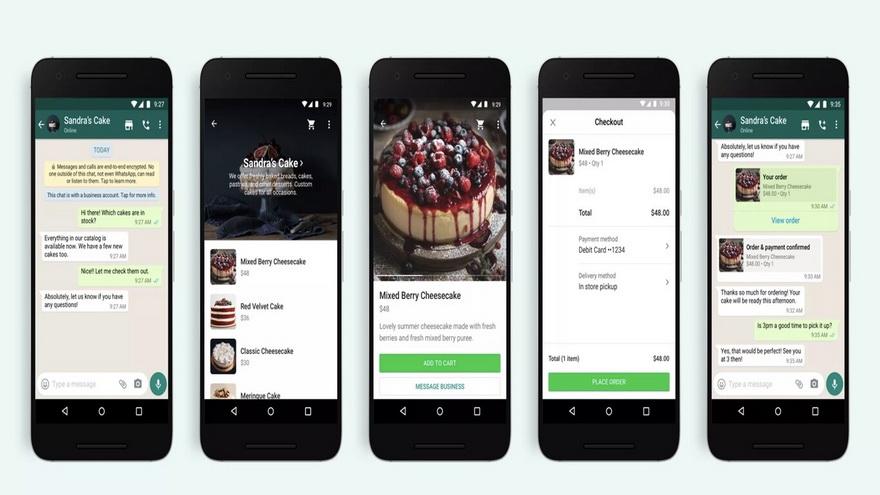 WhatsApp confía en que a largo plazo las organizaciones locales puedan usar su sistema para mejorar la participación de la población rural en la economía digital