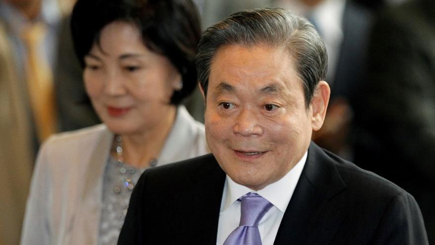 El estilo visionario de Lee transformó a Samsung Electronics en uno de los mayores desarrolladores y productores de semiconductores