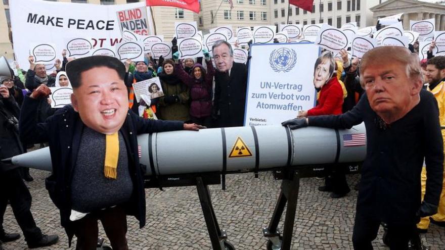 La posibilidad de una guerra nuclear y sus consecuencias no es un dato menor para evaluar la situación actual