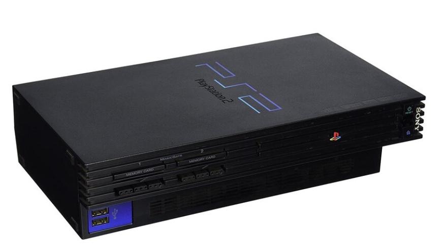 La vieja y querida Playstation 2