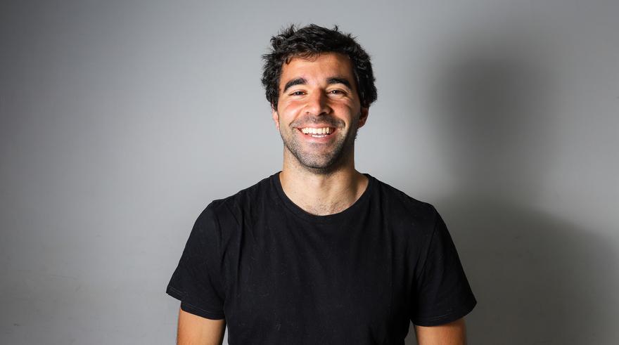 Martín Calzetti es el otro cofundador y Head of Strategy de la empresa.