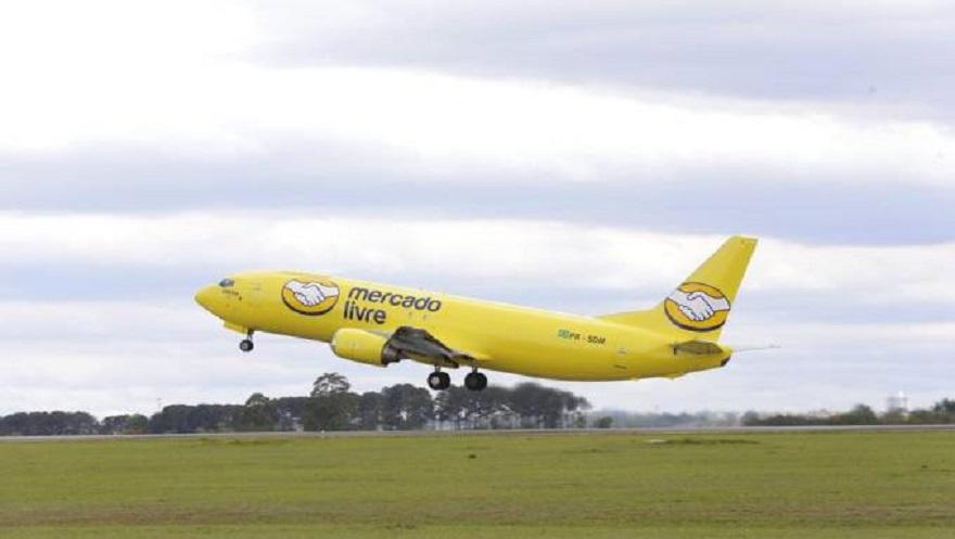 Meli Air: la flota aérea de Mercado Libre en Brasil