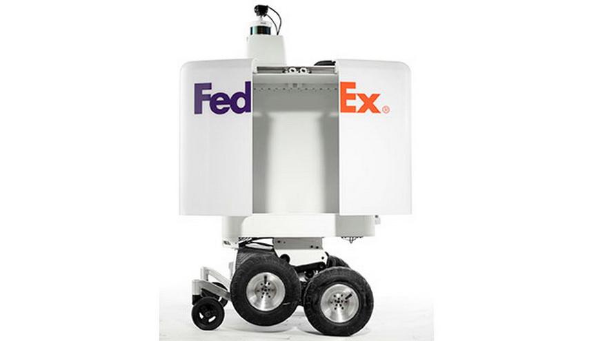 El nuevo robotpodría verlas calles en un futuro próximo