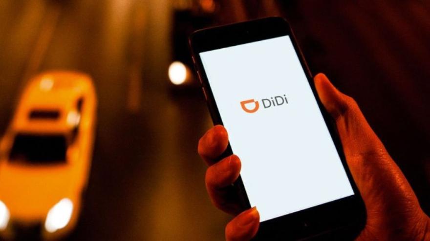 La china DiDi llegó al país y busca atraer a los taxistas para que usen la app