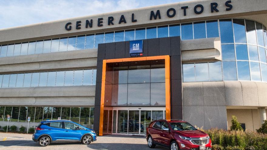 Oficinas de General Motors