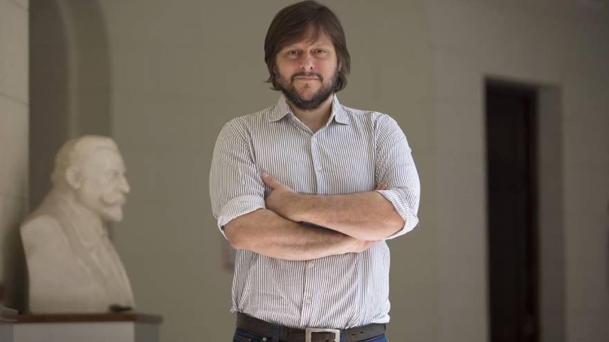 El diputado Leandro Santoro