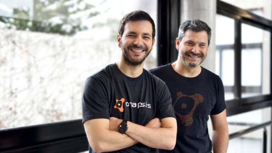 Mariano Nuñez y Víctor Montero, ambos cofundadores son CEO y CIO de la empresa