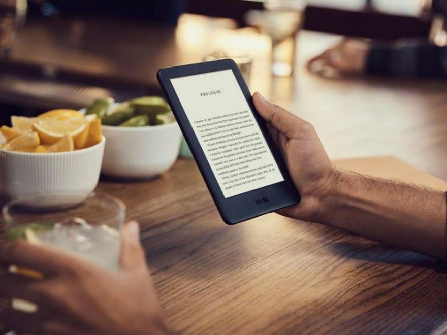 El Kindle de Amazon revolucionó la forma de leer libros