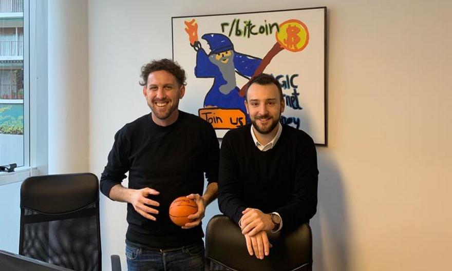 Los fundadores de Poolpo