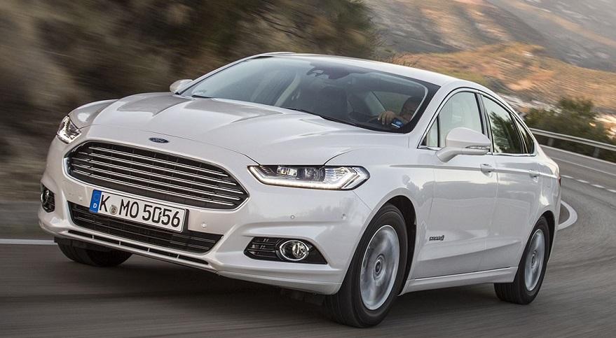 Ford Mondeo Hybrid amplía la gama.