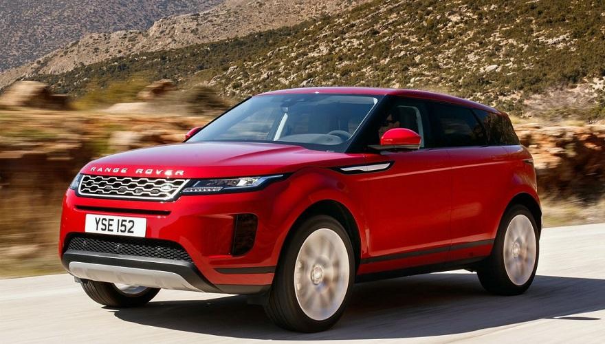 Range Rover llega en versión híbrida.