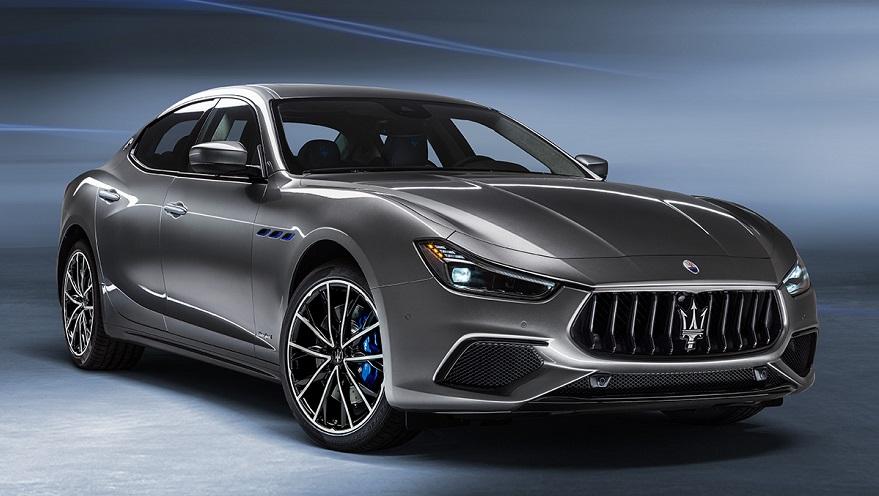 Maserati en versión h+ibrida, el primero del grupo PSA-FCA.