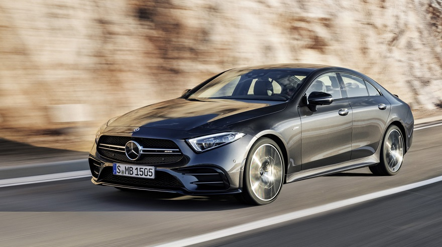 Mercedes Benz amplía la oferta de híbridos a la división deportiva AMG.
