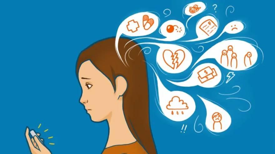 Mucha gente acudió a apps de salud mental durante la pandemia