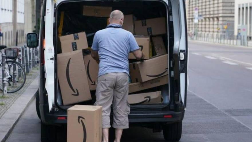 Amazon ha sido acusado por las autoridades europeas de abusar de su posición dominante en el mercado
