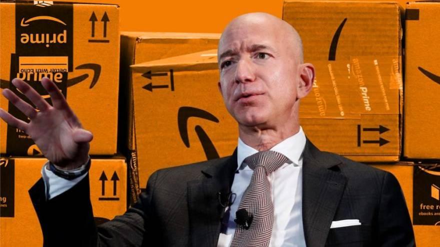 A través de Amazon Web Services, la firma de Jeff Bezos opera el 25% de los nodos de la red Ethereum