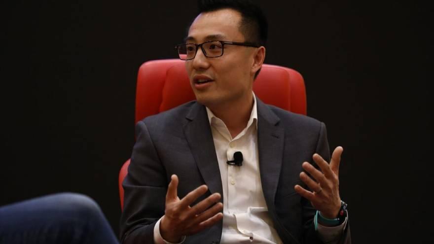 Tony Xu, director ejecutivo de DoorDash