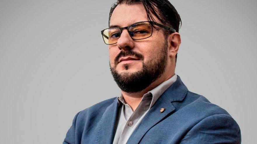 Jonatan Cisterna, fundador y director general de Temporada de Juegos