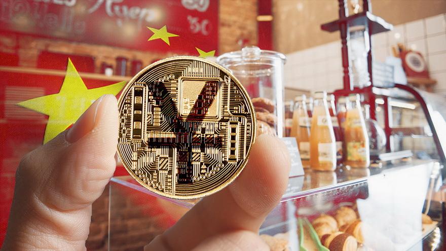 China lidera las monedas digitales soberanas con el eyuan