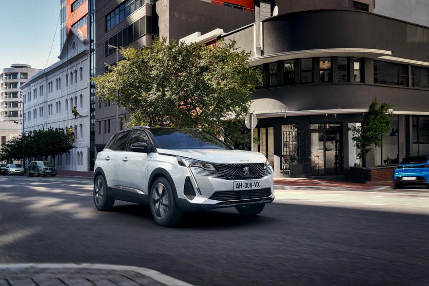Peugeot 3008 Hybride Restyle 2020