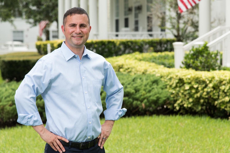 Darren Soto, congresista democrata por Florida