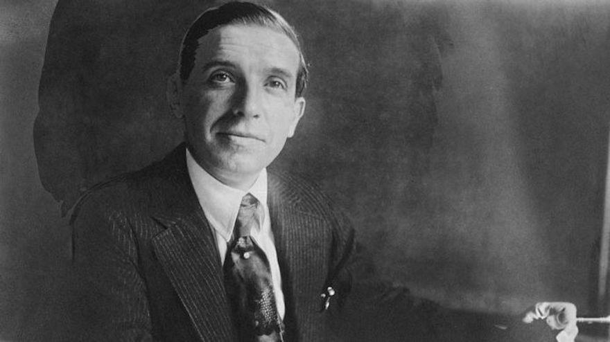 Carlo Ponzi, inventor del esquema que lleva su nombre