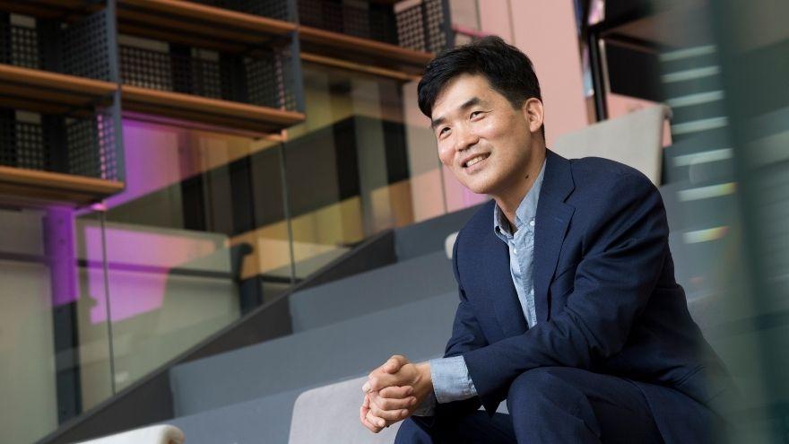 Sebastian Seung, Presidente y Líder de Samsung Research