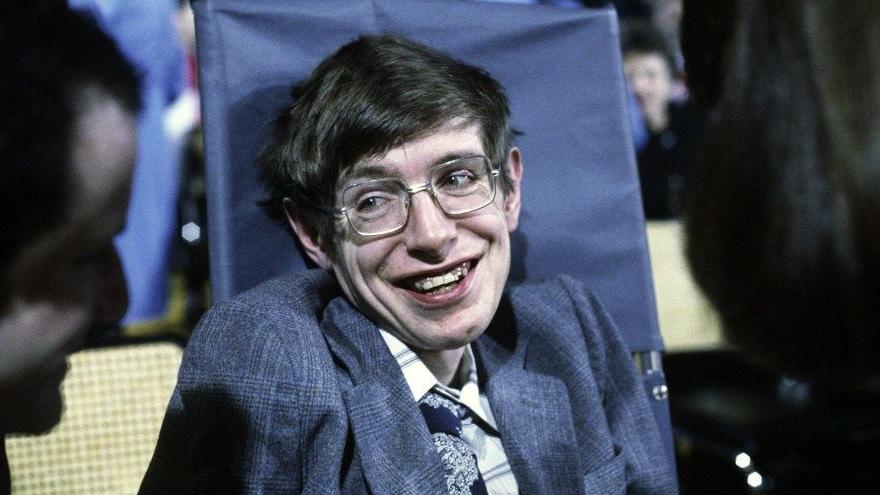 Hawking fue el profesor de la Universidad de Cambridge durante treinta años