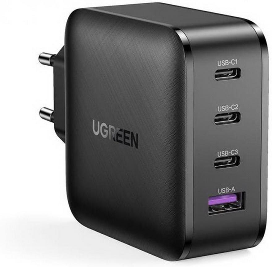 Modelo de cargador GaN de UGreen de 65 W