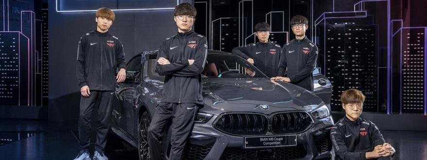 BMW es una de las empresas que ha reforzado su participación en los eSports