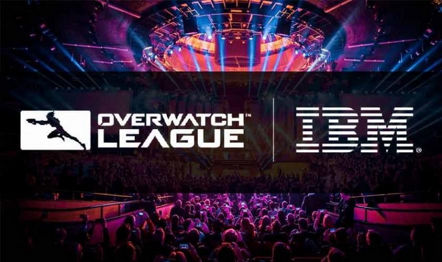 Pese a ser una empresa focalizada en el sector empresarial,IBM también da su apoyo a los gamers