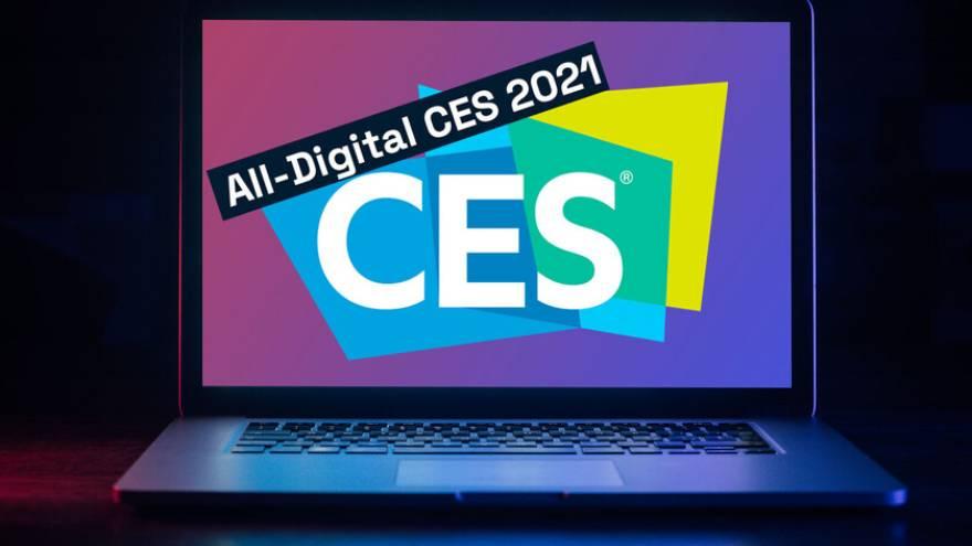 Este año el CES será totalmente virtual